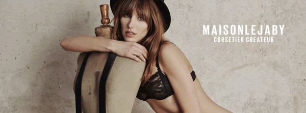 Maison Lejaby Brings French Spirit of Couture to INDX Intimate Apparel