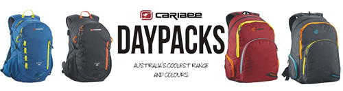 New Product Launches from Australian Lifestyle Brand Caribee