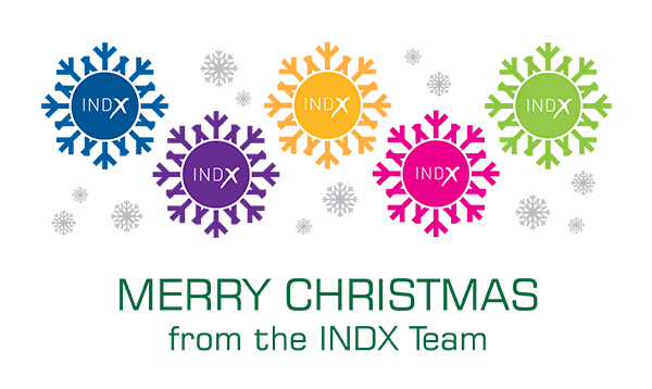 Merry Christmas & Happy New Year from Team INDX