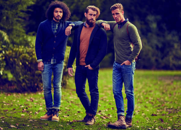 Colours & Sons AW16 Collection at INDX Menswear