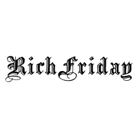 Rich Friday logo