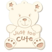 Just Too Cute logo