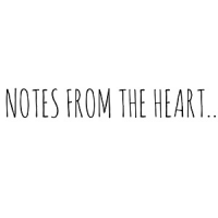 Notes from the Heart logo