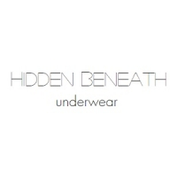 Hidden Beneath Underwear