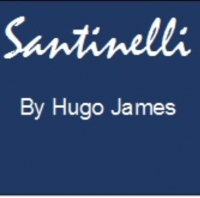 SANTINELLI by HUGO JAMES logo