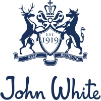 John White Shoes logo